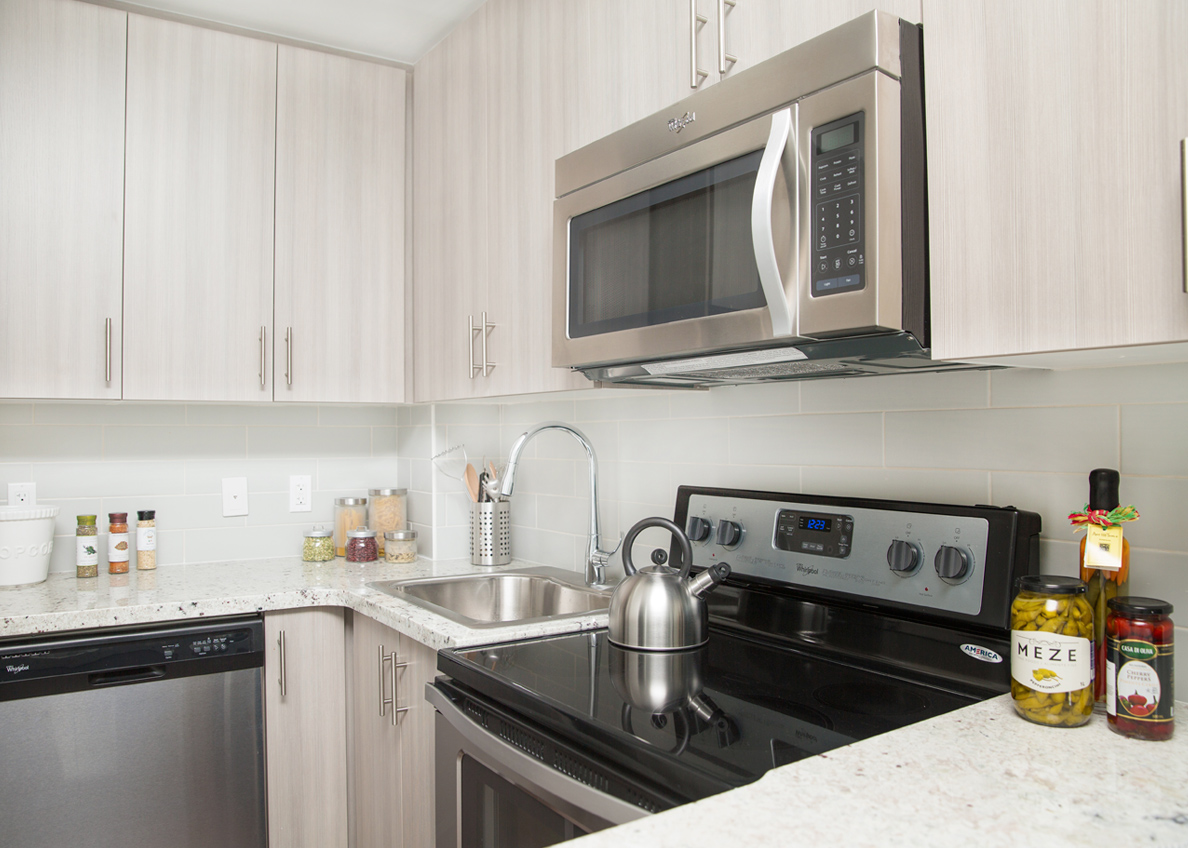 New Model Suites At Love Condos