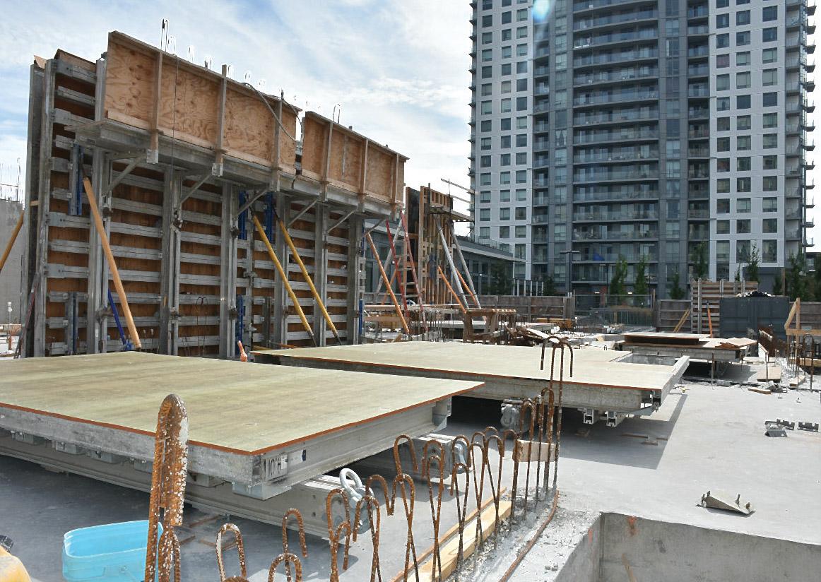 Toronto's Joy Condos Takes Shape